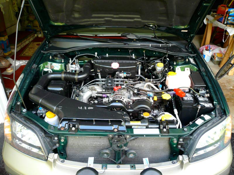 engine bay picture subaru outback subaru outback forums