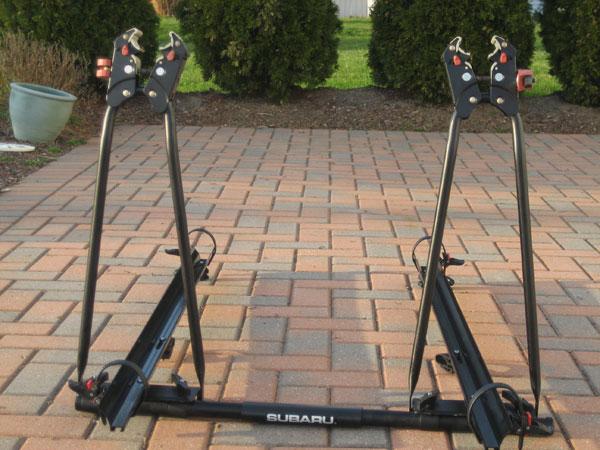 Subaru Rochester Ny >> FS - OEM Subaru Bike Rack System - Subaru Outback - Subaru Outback Forums